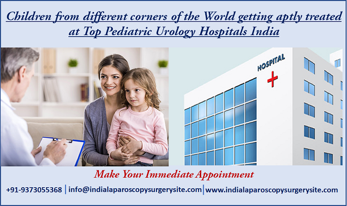 Children from different corners of the World getting aptly treated at Top Pediatric Urology Hospitals India.png